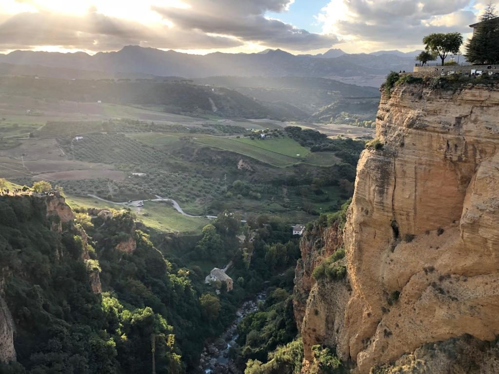 wanderreiten andalusien