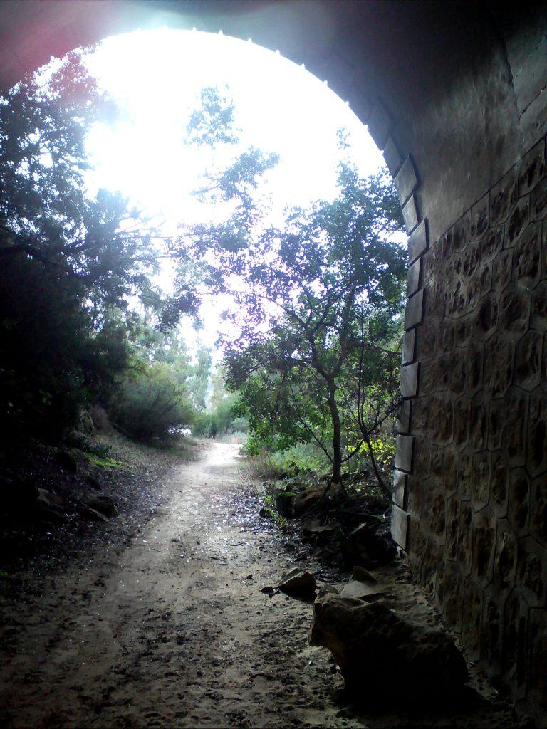 tunnel via verde